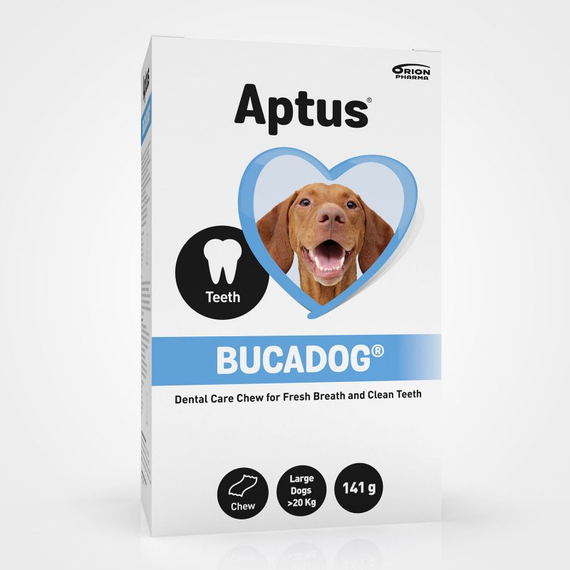 Aptus Bucadog Chews - for Large Dogs