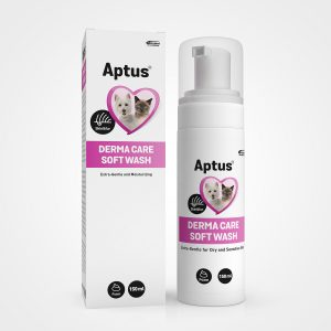 Aptus Derma Care Soft Wash Shampoo for Cats and Dogs