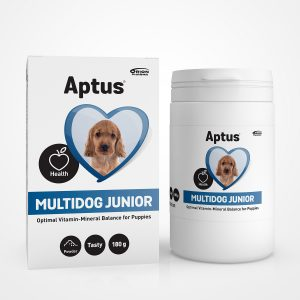 Aptus Multidog Junior - Puppy Mineral Feed