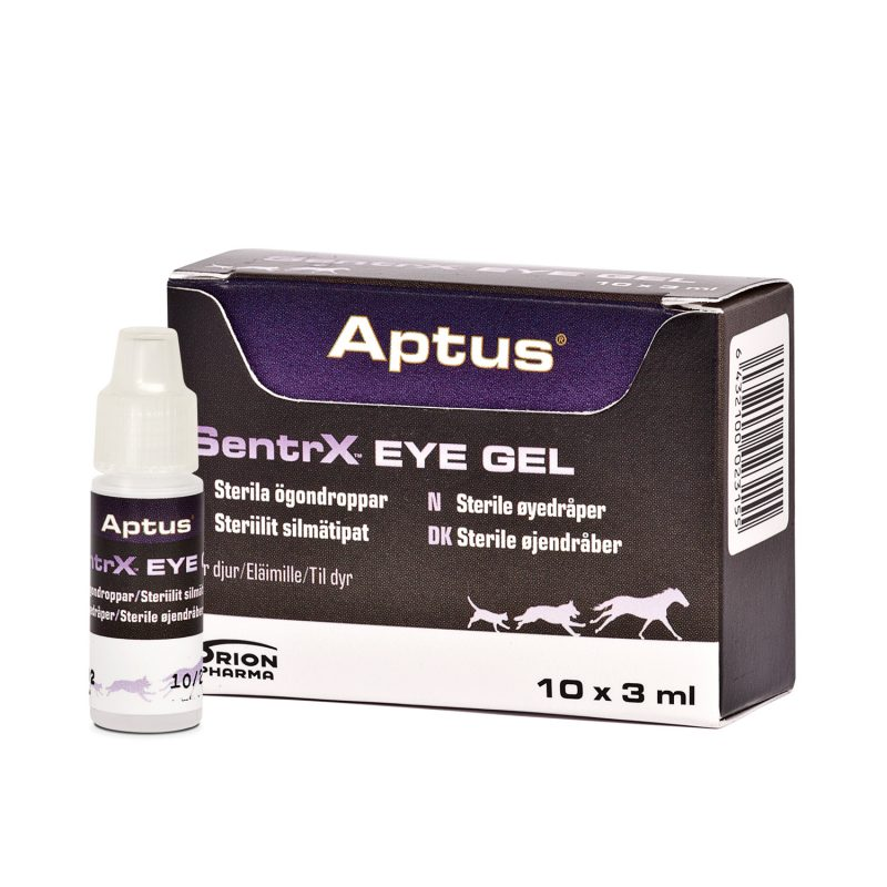 SentrX Eye Gel - Long-lasting Lubrication and Protection